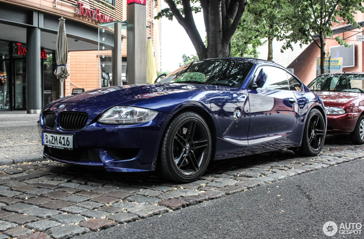 Bmw Z4 M Coup 233 20 July 2015 Autogespot