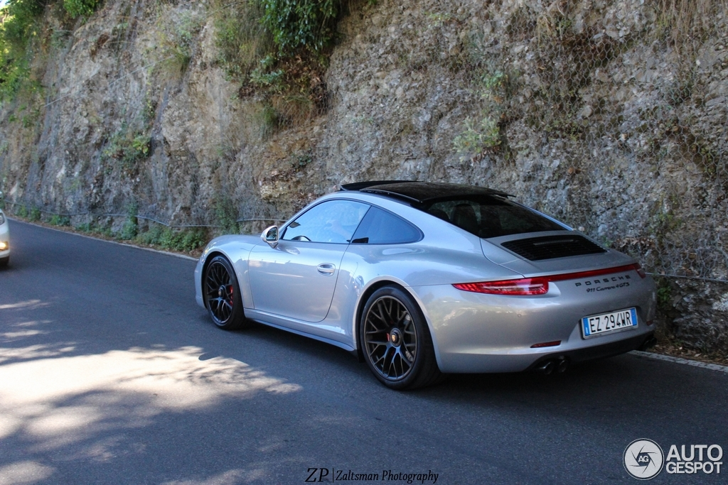 Porsche 991 Carrera 4 Gts 20 July 2015 Autogespot