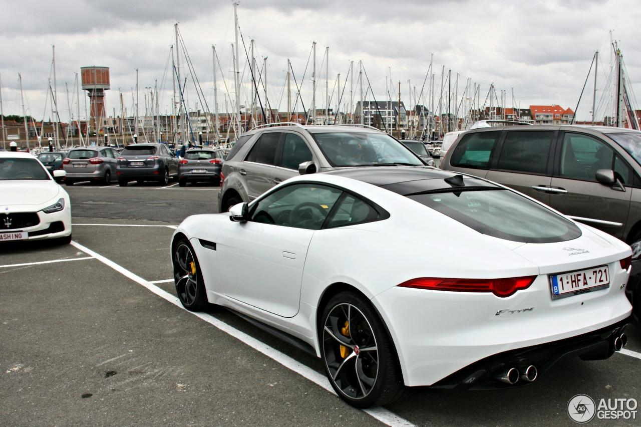 Jaguar f type r coup 22 juli 2015 autogespot - Jaguar f type r coupe prix ...