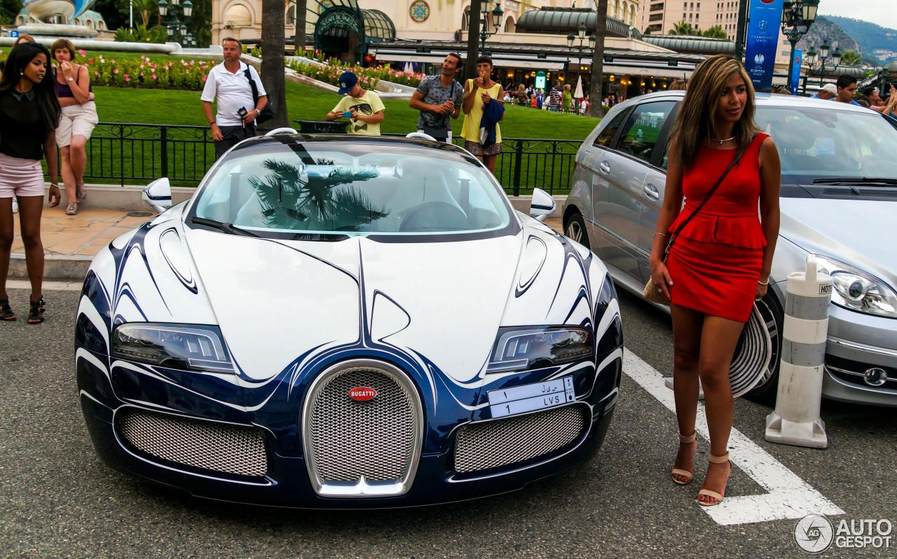 bugatti veyron 16 4 grand sport l 39 or blanc 23 juli 2015 autogespot. Black Bedroom Furniture Sets. Home Design Ideas