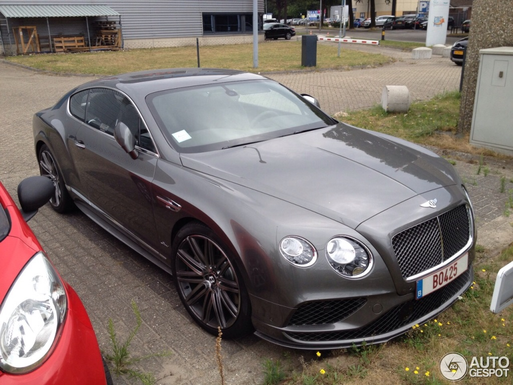 bentley continental gt speed 2016 24 july 2015 autogespot. Black Bedroom Furniture Sets. Home Design Ideas