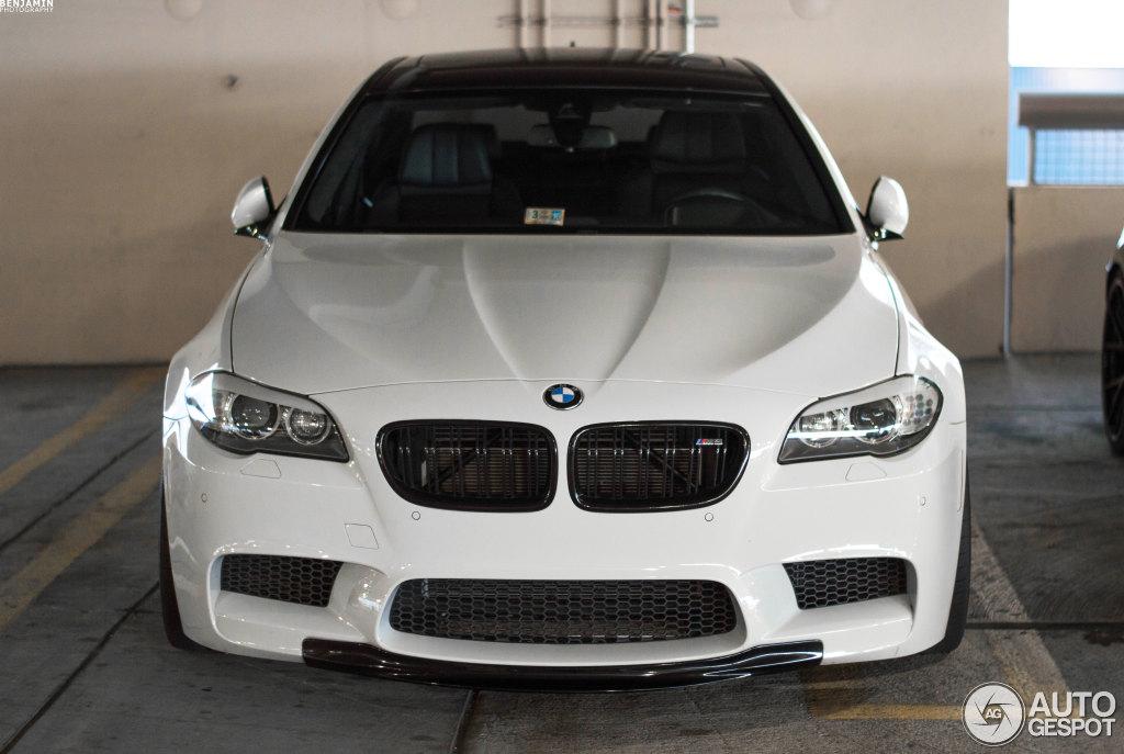 Bmw M5 F10 2011 24 Juillet 2015 Autogespot