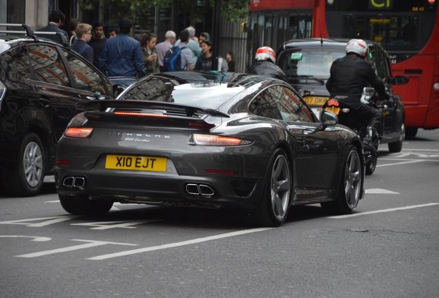 Porsche 991 Turbo