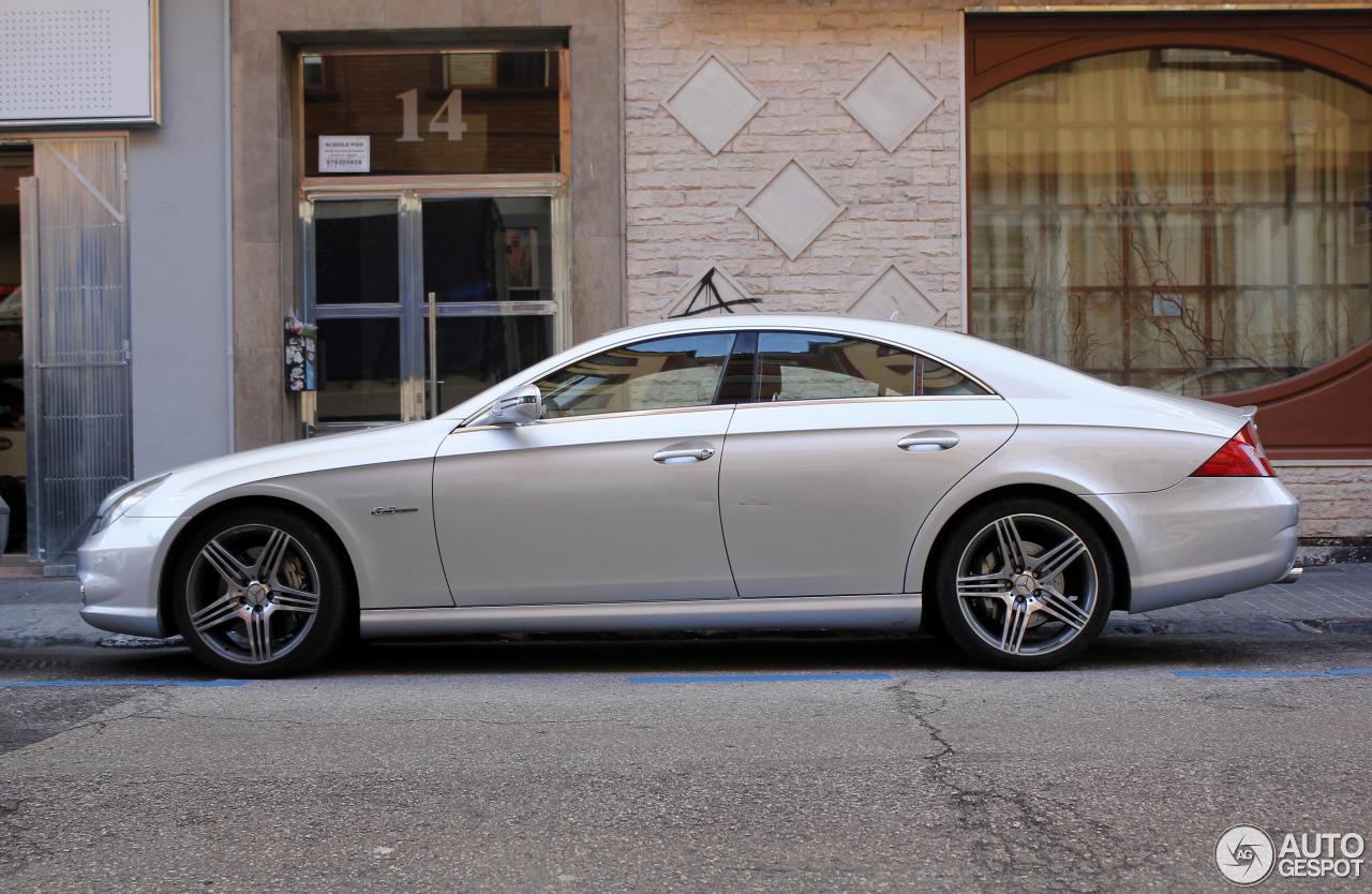 Mercedes Benz Cls 63 Amg C219 2008 28 July 2015 Autogespot