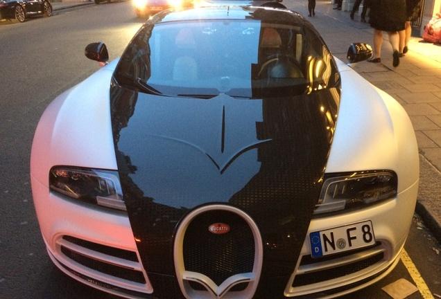 Bugatti Veyron 16.4 Super Sport Mansory Vivere
