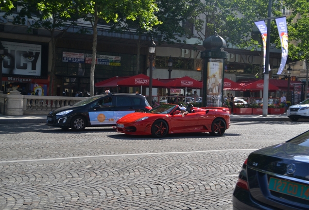 Ferrari F430 Spider Hamann