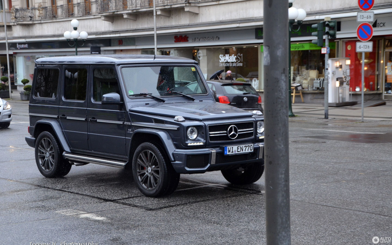 Mercedes Benz G 63 Amg 2012 30 July 2015 Autogespot