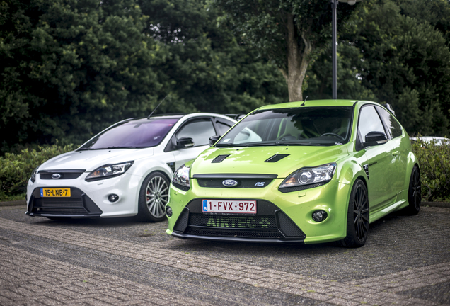 Ford Focus RS 2009 Mosselman 400+