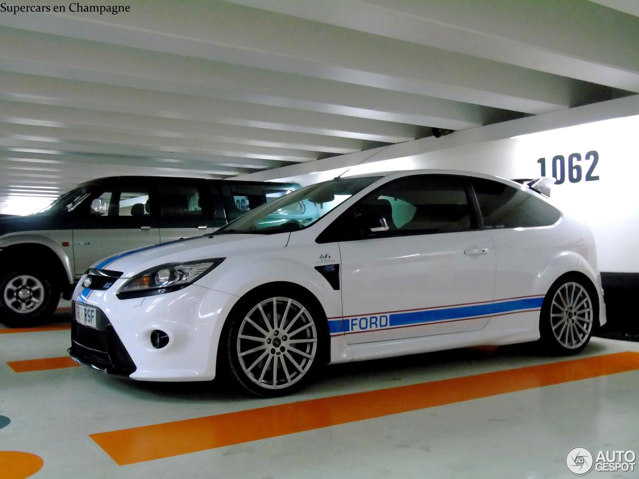 Ford Focus Rs 2009 Le Mans Classic 31 July 2015 Autogespot