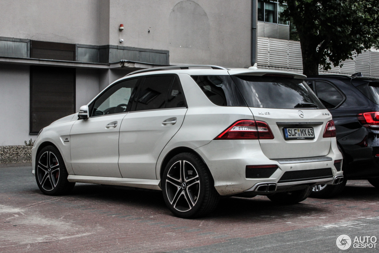 Mercedes 6X6 For Sale >> Mercedes-Benz ML 63 AMG W166 - 31 July 2015 - Autogespot