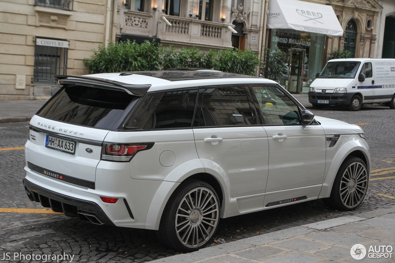 land rover mansory range rover sport 2013 1 august 2015 autogespot. Black Bedroom Furniture Sets. Home Design Ideas