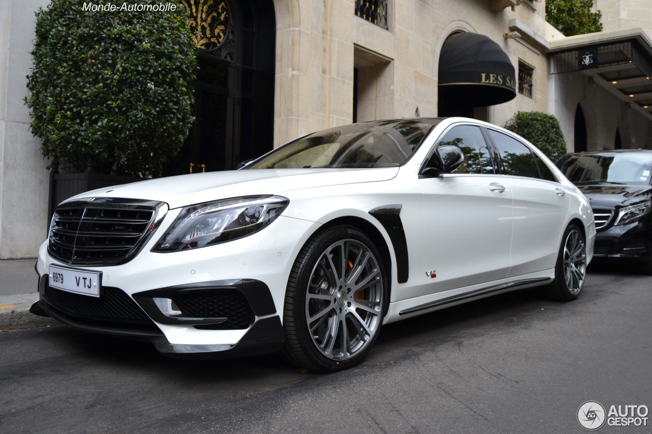 Mercedes 6X6 For Sale >> Mercedes-Benz Brabus 900 Rocket - 1 August 2015 - Autogespot