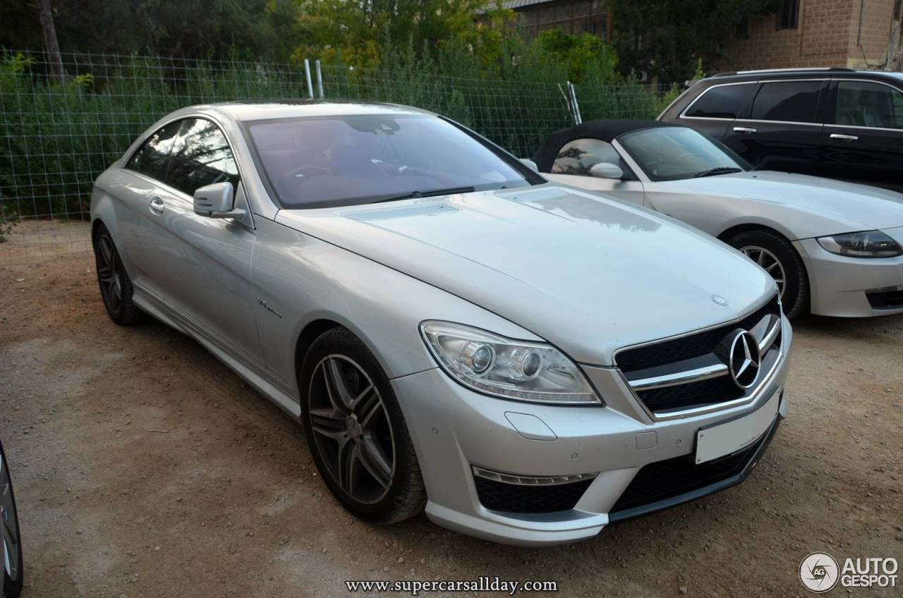 mercedes benz cl 63 amg c216 2011 1 august 2015 autogespot. Black Bedroom Furniture Sets. Home Design Ideas