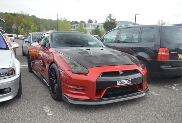 Nissan GT-R Edition XReam