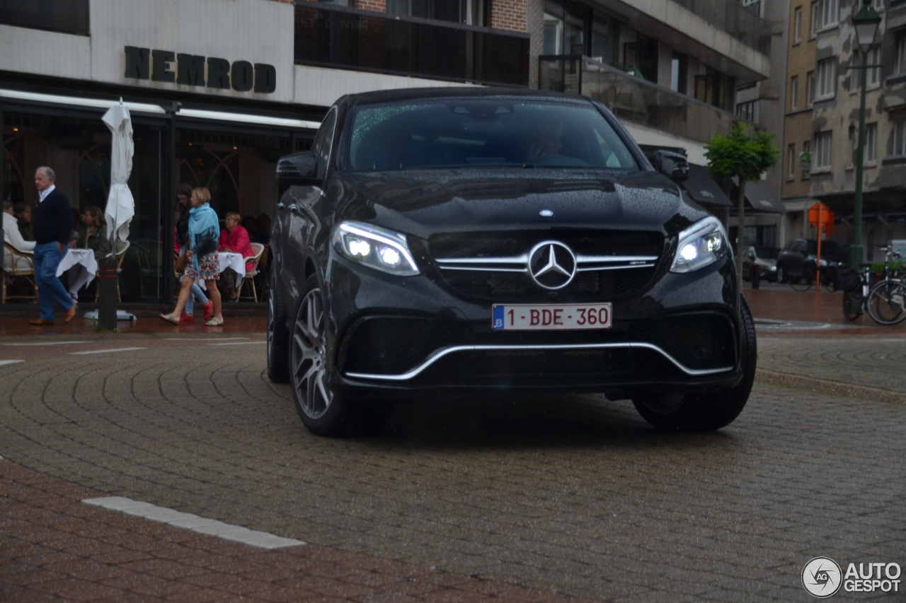 mercedes amg gle 63 s coup 3 ao t 2015 autogespot. Black Bedroom Furniture Sets. Home Design Ideas