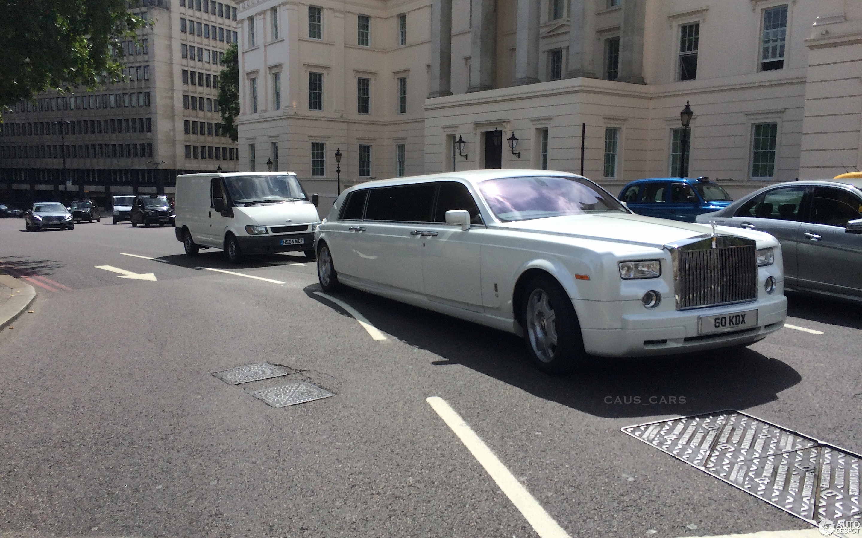 Rolls Royce Limo >> Rolls Royce Phantom Limousine 3 August 2015 Autogespot