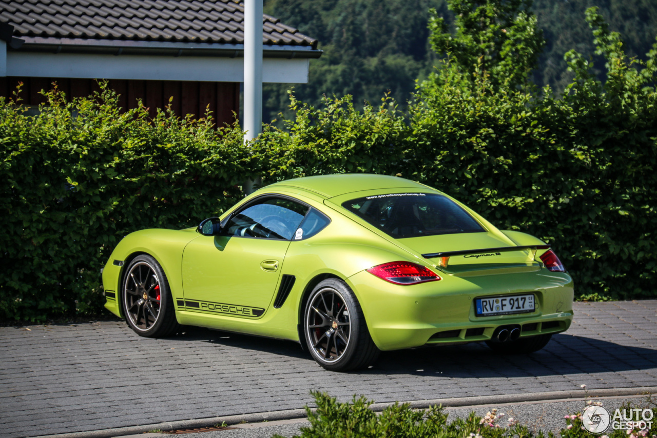 Porsche 987 Cayman R 3 August 2015 Autogespot