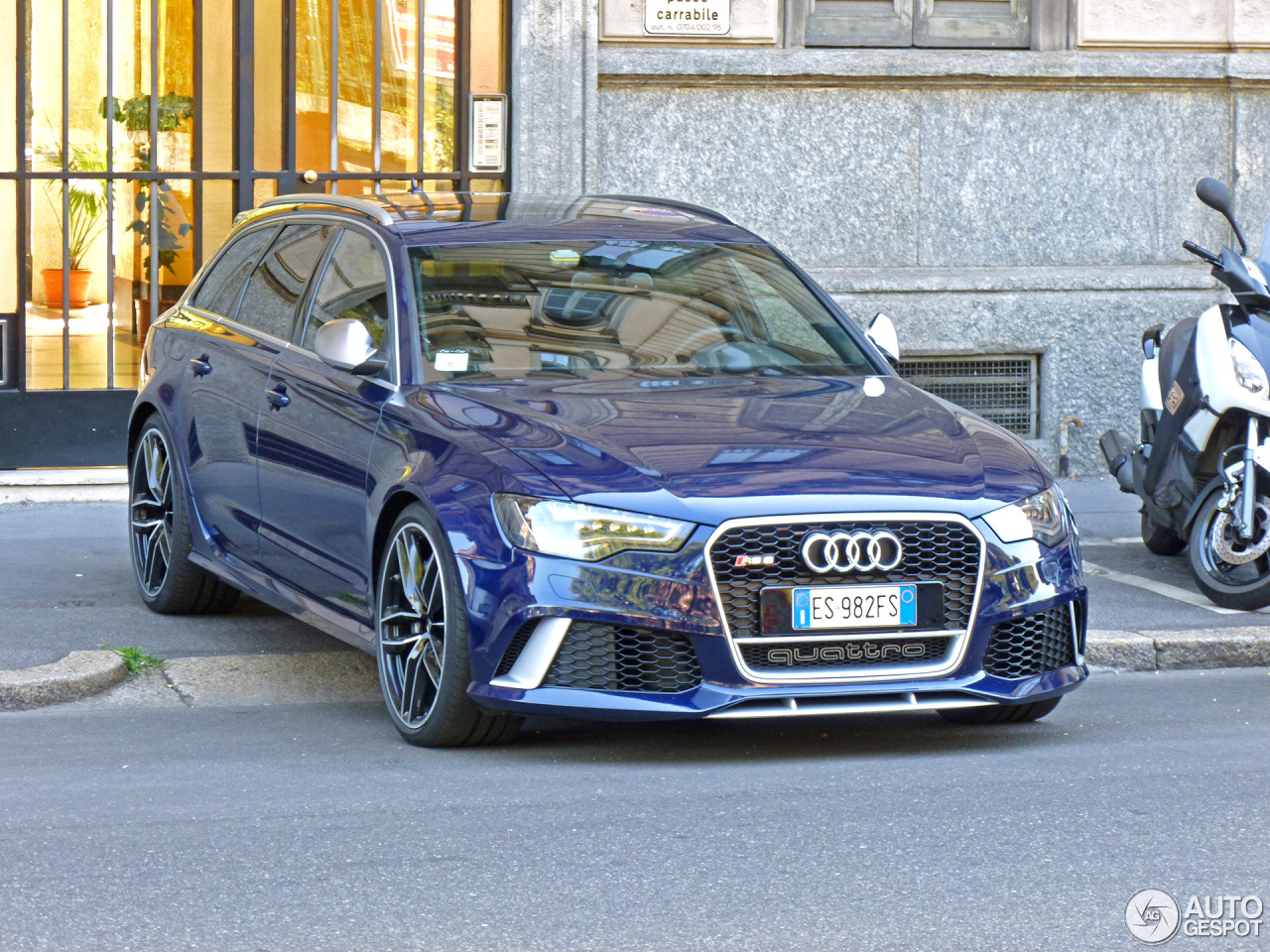 audi rs6 avant c7 4 august 2015 autogespot. Black Bedroom Furniture Sets. Home Design Ideas