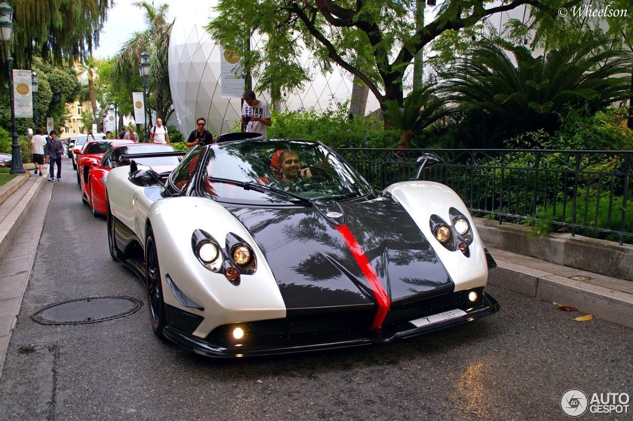 pagani zonda cinque roadster 4 augustus 2015 autogespot. Black Bedroom Furniture Sets. Home Design Ideas
