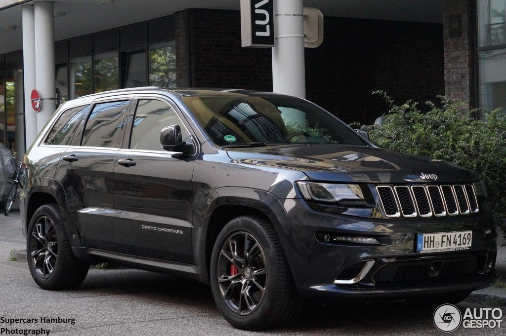 Jeep Grand Cherokee SRT-8 2013 - 5 August 2015 - Autogespot