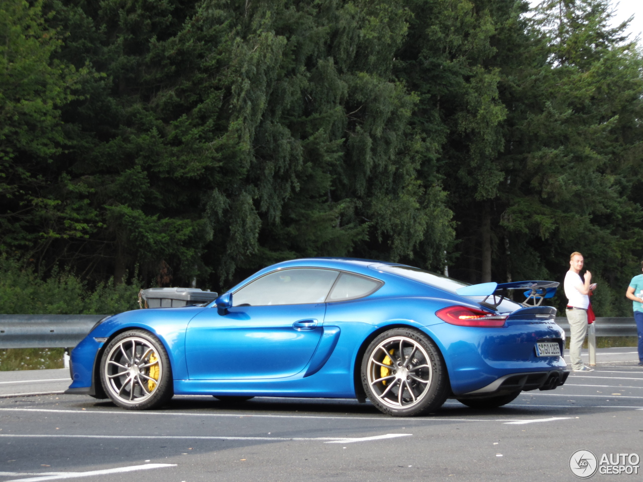 porsche 981 cayman gt4 6 august 2015 autogespot. Black Bedroom Furniture Sets. Home Design Ideas