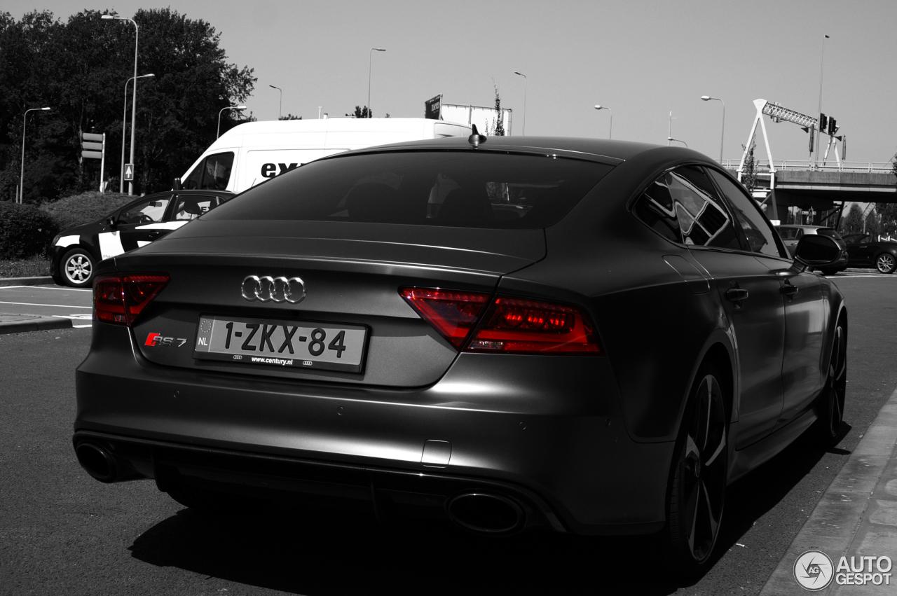 Audi Rs7 Sportback 7 August 2015 Autogespot