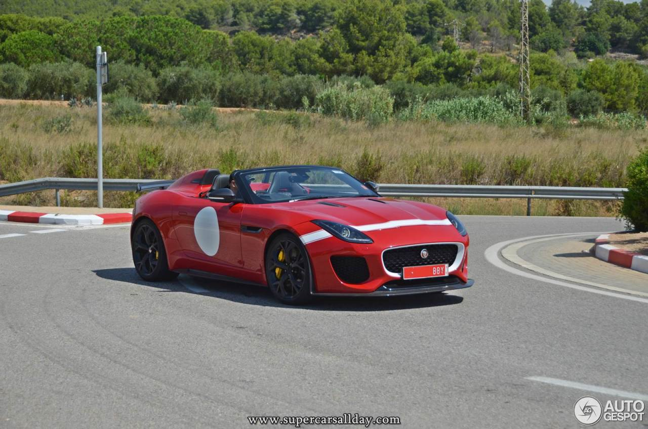 jaguar f type project 7 7 august 2015 autogespot. Black Bedroom Furniture Sets. Home Design Ideas