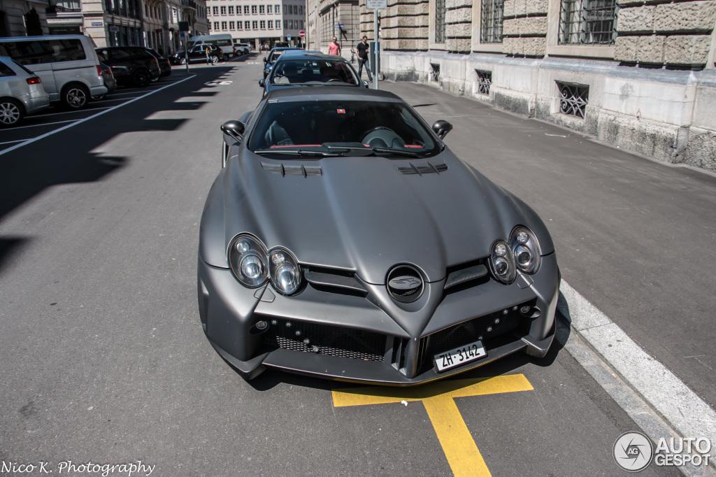 Mercedes Benz Fab Design Slr Mclaren Roadster Desire 7