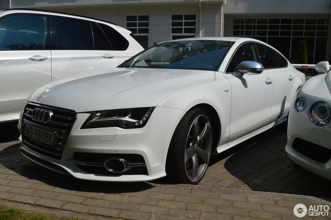 audi s7 sportback 9 augustus 2015 autogespot. Black Bedroom Furniture Sets. Home Design Ideas