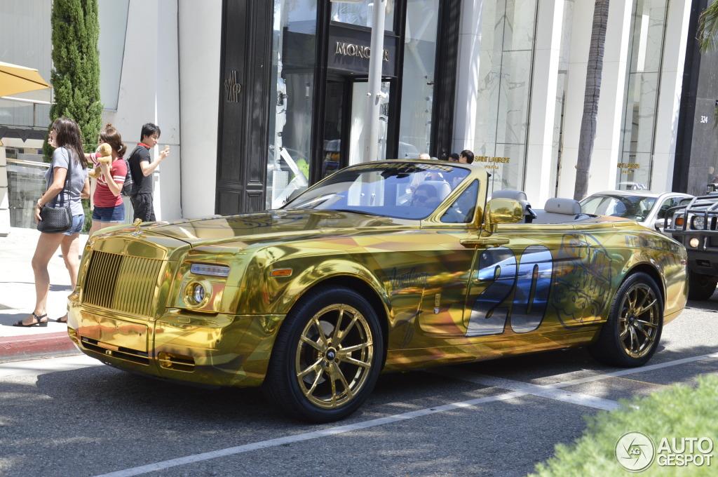 Rolls Royce Phantom Drophead Coup 233 10 August 2015