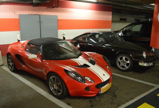 Lotus Elise S2 Sports Racer