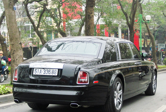 Rolls-Royce Phantom Year of the Dragon