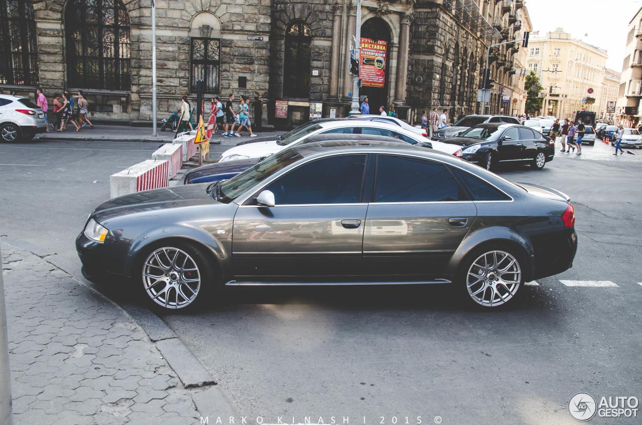 Audi Rs6 Sedan C5 12 August 2015 Autogespot