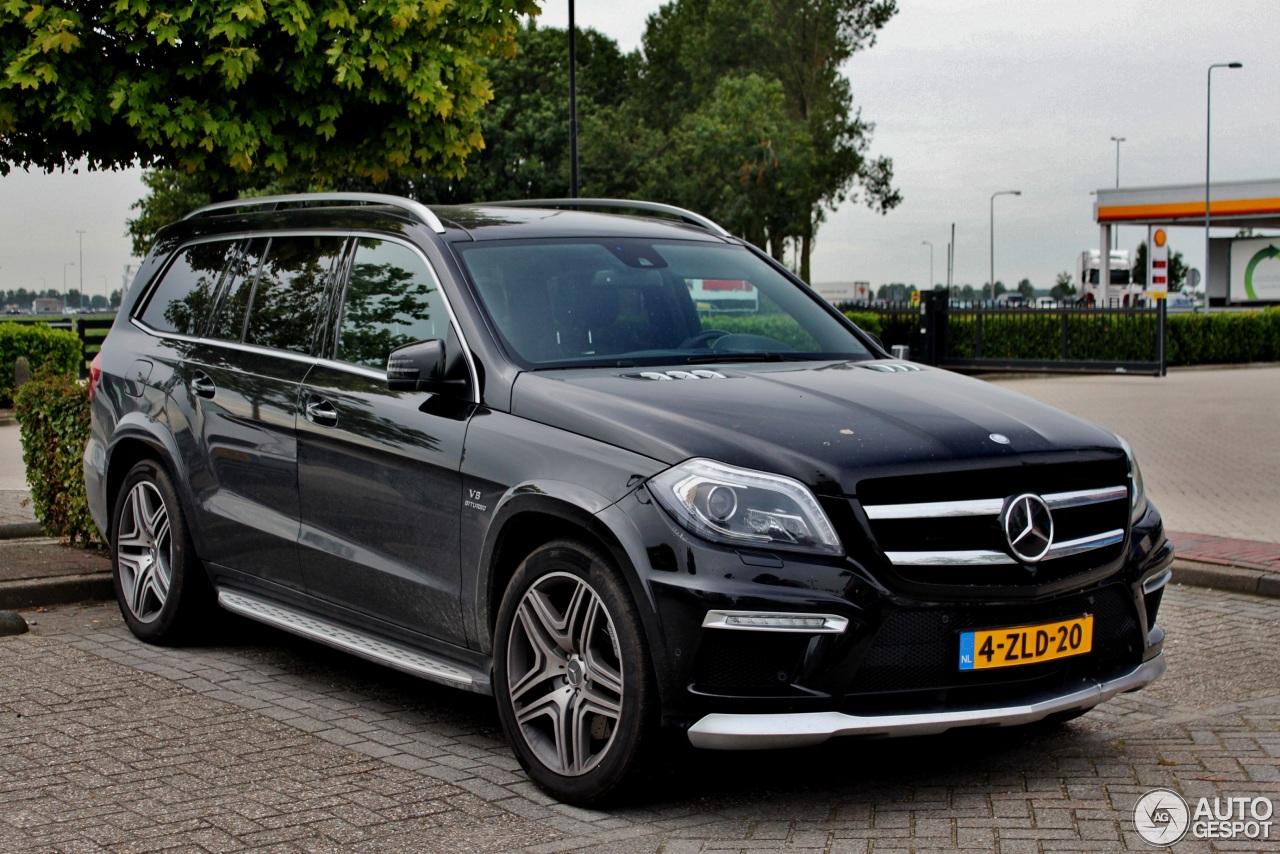 Mercedes benz gl 63 amg x166 12 august 2015 autogespot for Mercedes benz gl amg 2015
