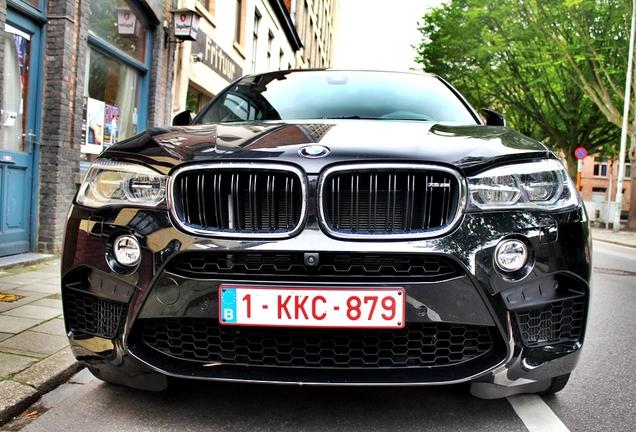 BMW X6 M F86