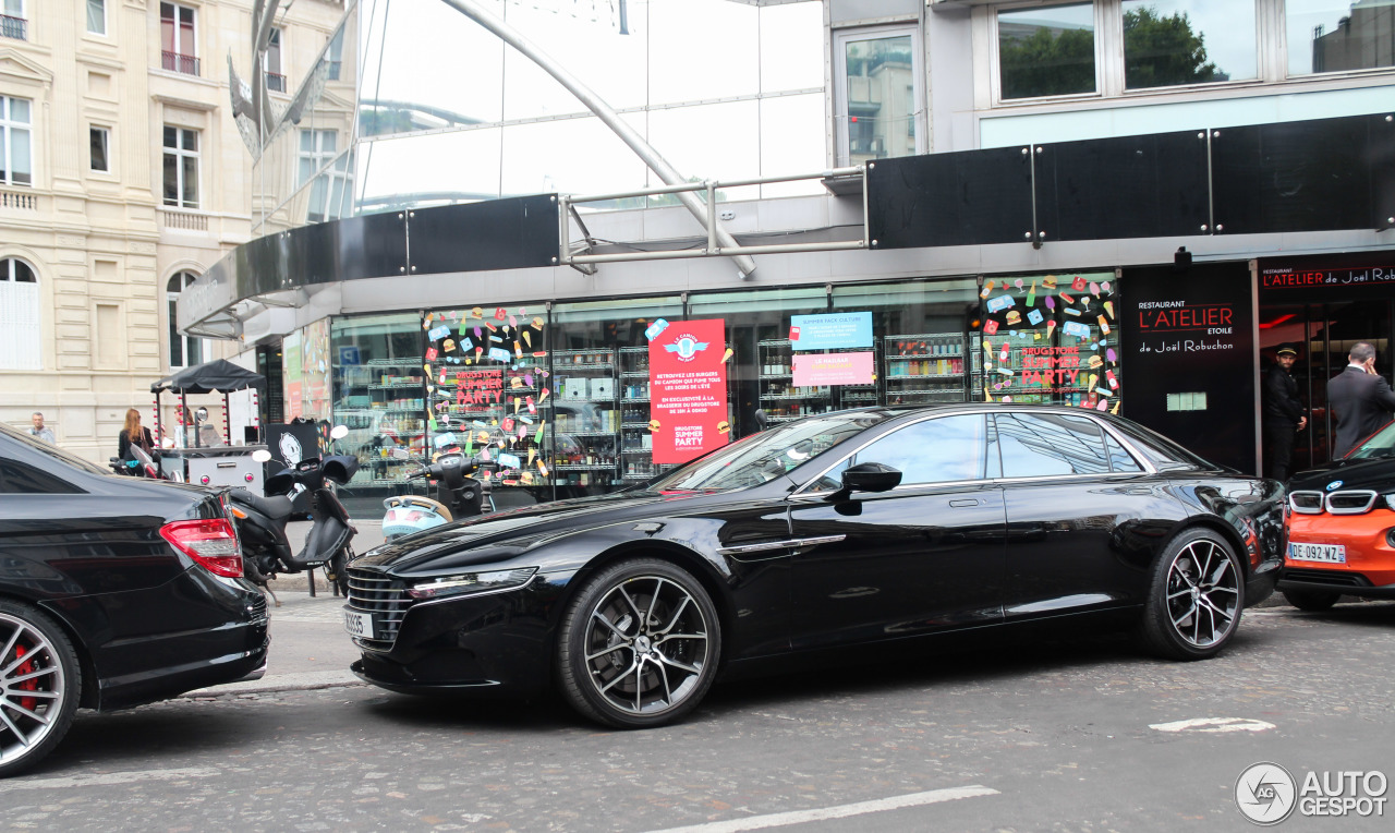Aston Martin Lagonda Taraf 16 August 2015 Autogespot