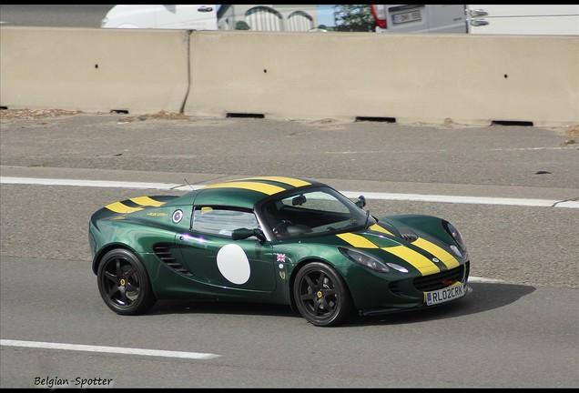 Lotus Elise S2 Type 25