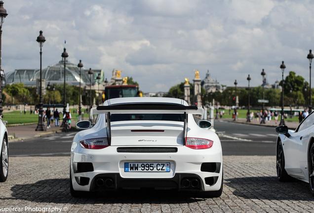 Porsche 997 Techart GT Street RS