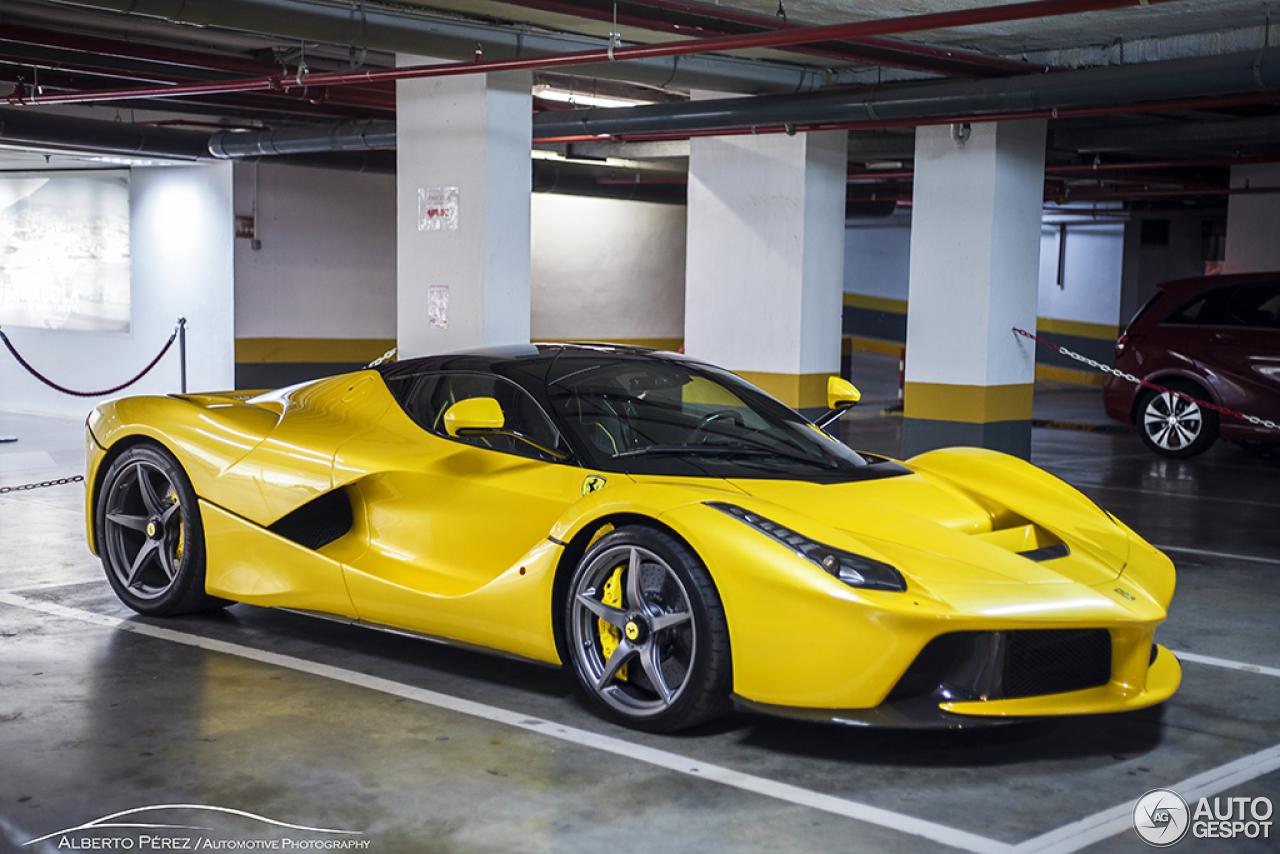 Ferrari Laferrari 17 August 2015 Autogespot