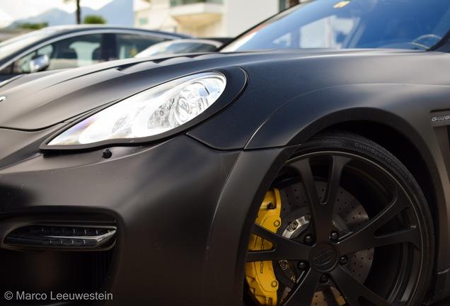 Porsche Panamera Turbo Techart Grand GT