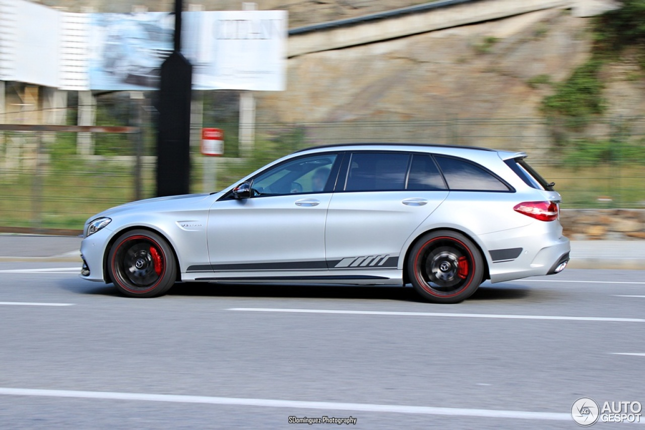 Mercedes Amg C 63 S Estate S205 Edition 1 18 August 2015