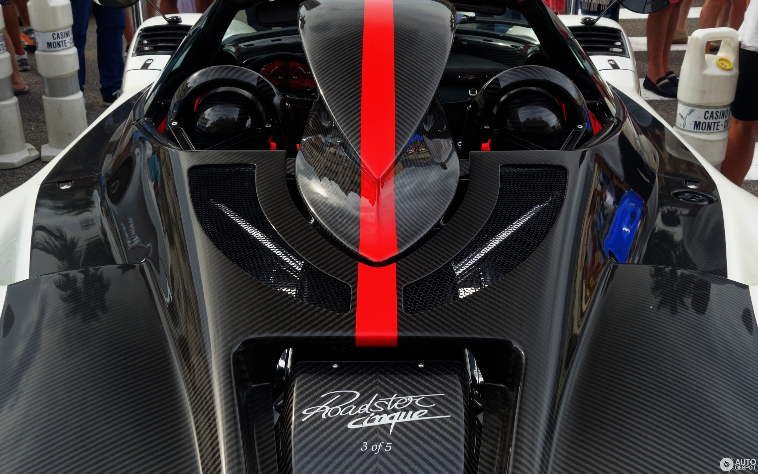 pagani zonda cinque roadster 18 august 2015 autogespot. Black Bedroom Furniture Sets. Home Design Ideas