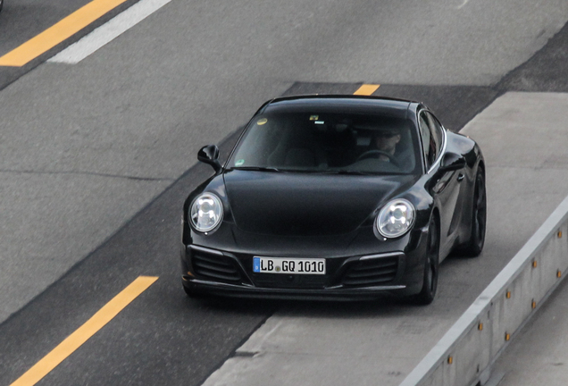 Porsche 991 Carrera MkII