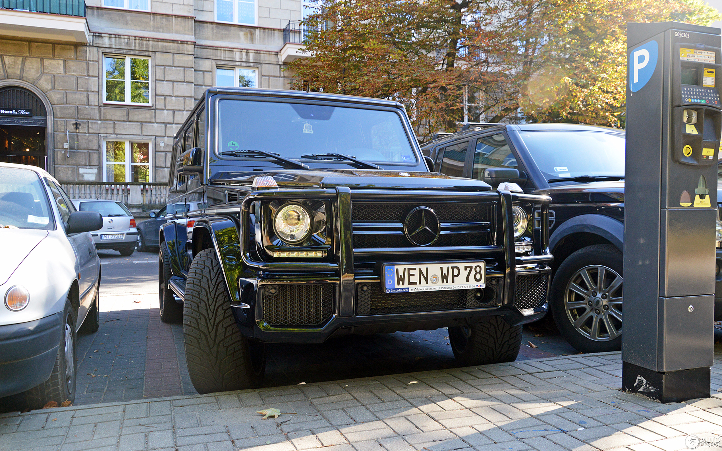 Mercedes Benz G 63 Amg 2012 22 August 2015 Autogespot Horn