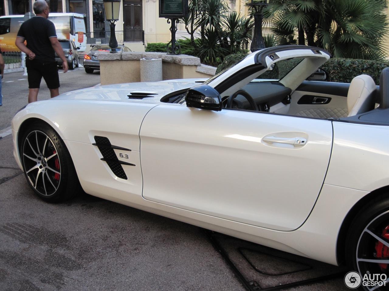 Mercedes benz sls amg gt roadster 23 august 2015 for 2015 mercedes benz sls amg convertible