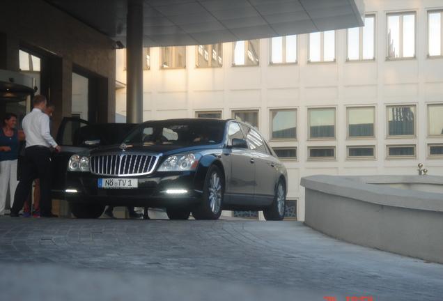 Maybach 62 S 2011
