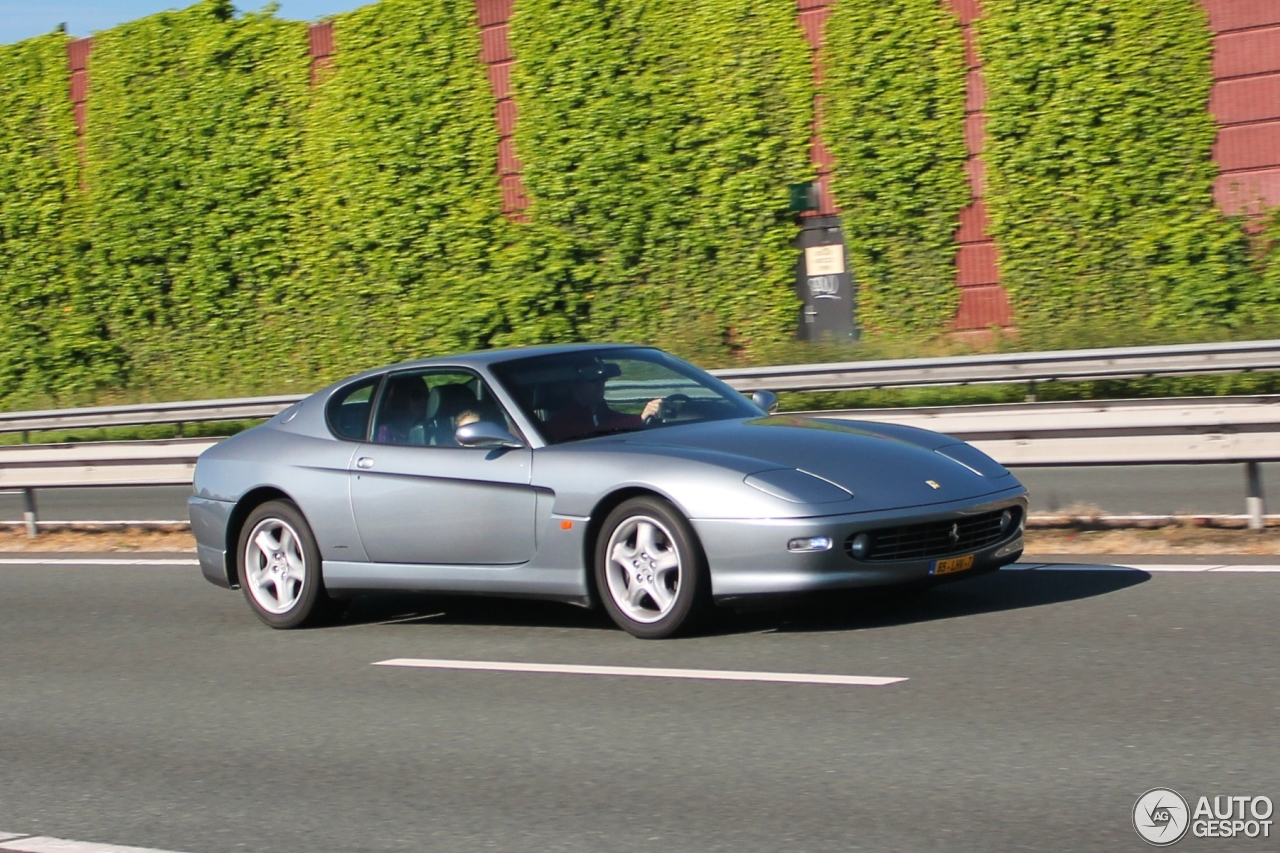 2010 Ferrari 456M GT photo - 2