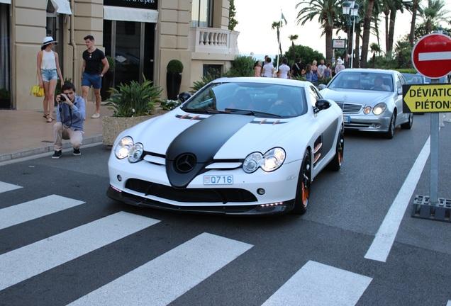 Mercedes-Benz SLR McLaren Gemballa GT