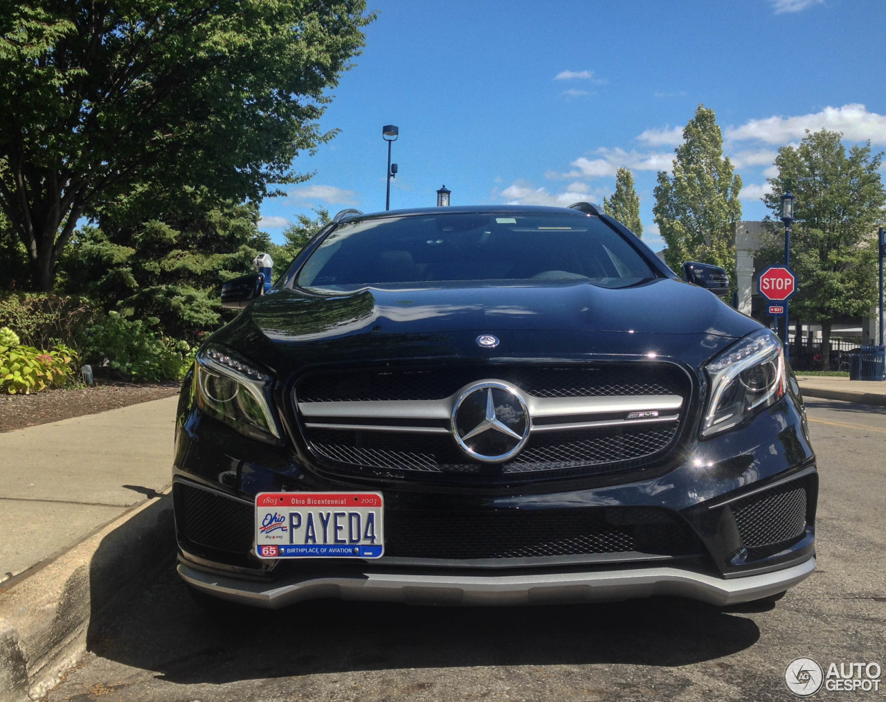 Mercedes-Benz GLA 45 AMG X156 - 26 August 2015 - Autogespot