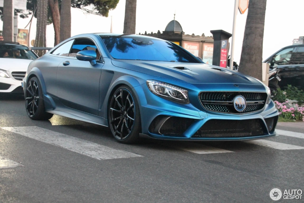 Mercedes Benz Mansory S 63 Amg Coup 233 Diamond Edition 28 August 2015 Autogespot